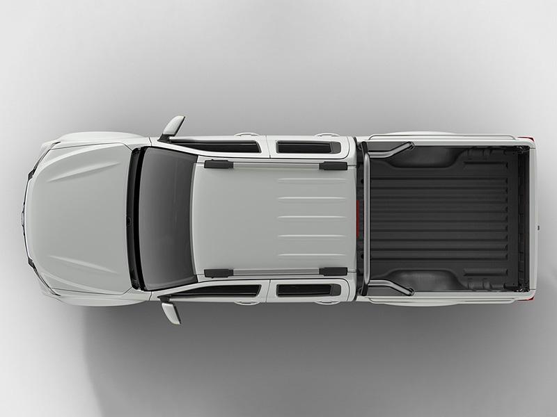 长城风骏7 EV 电动皮卡车顶图